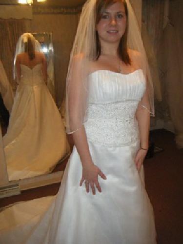 $600 wedding dress