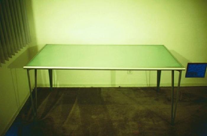60 Ikea Gl Metal Desk Table