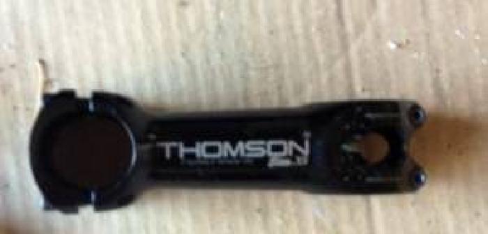 $60 Stem Thomson X4 31.8 120mm 0 degree