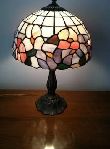 60 tiffany style stained glass table lamp for sale in oak ridge 60 tiffany style stained glass table lamp aloadofball Image collections