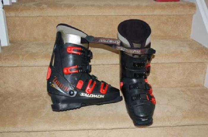 $60 Women Ski Boots, Size 9 or 9.5 (Franconia/Souderton)