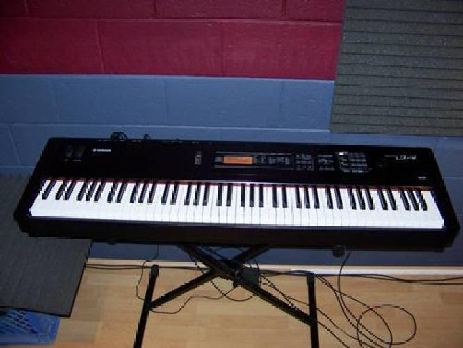 625 yamaha s08 88 weighted key keyboard for sale in detroit michigan classified for Yamaha fully weighted keyboard