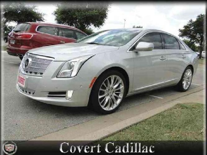 62 675 2014 cadillac xts platinum for sale in austin texas classified. Black Bedroom Furniture Sets. Home Design Ideas