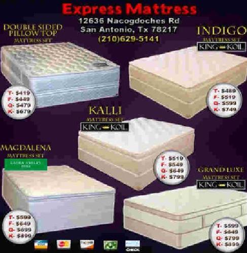 649 Come By Our Store Queen Pillow Top Set Gt Gt Mattress