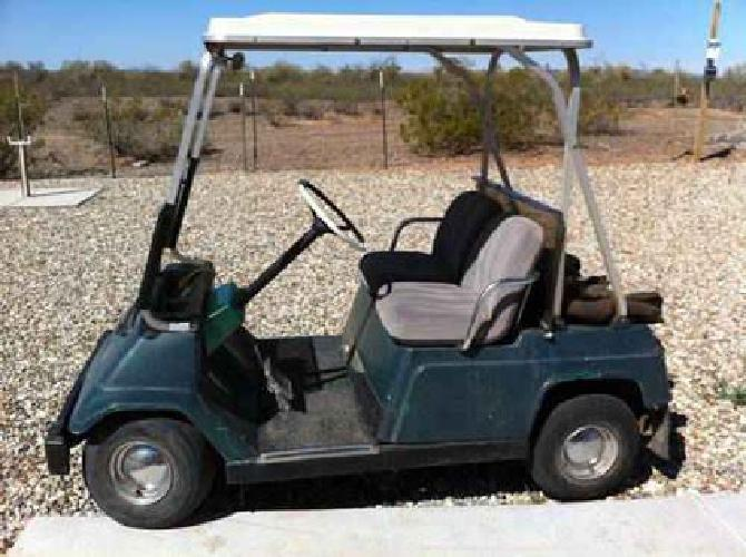 650 Golf Cart Gas Powered Yamaha G1 For Sale In