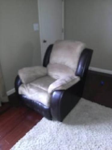 $650 Microfiber couch and recliner for sale