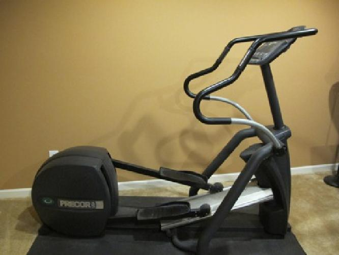 650 Precor Elliptical Gym Quality For Sale In