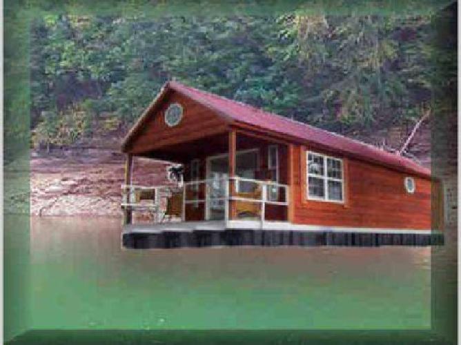 $65,900 Floating Cabin Houseboat