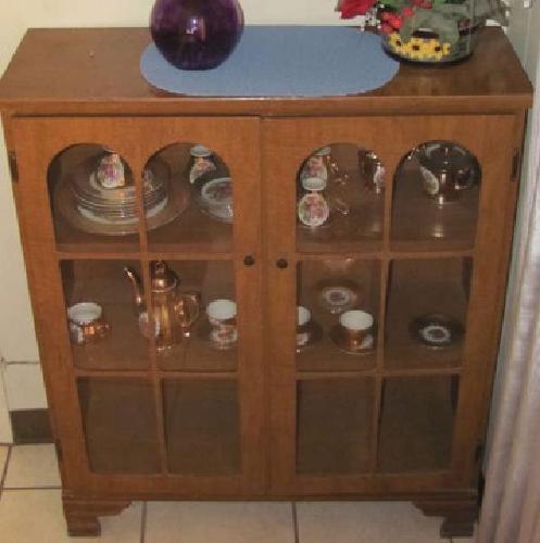 65 Living Room Or Kitchen Floor Cabinet Hutch Alameda
