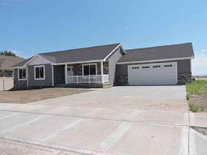 677 Vanguard Place Idaho Falls Five BR, Magnificent new home in