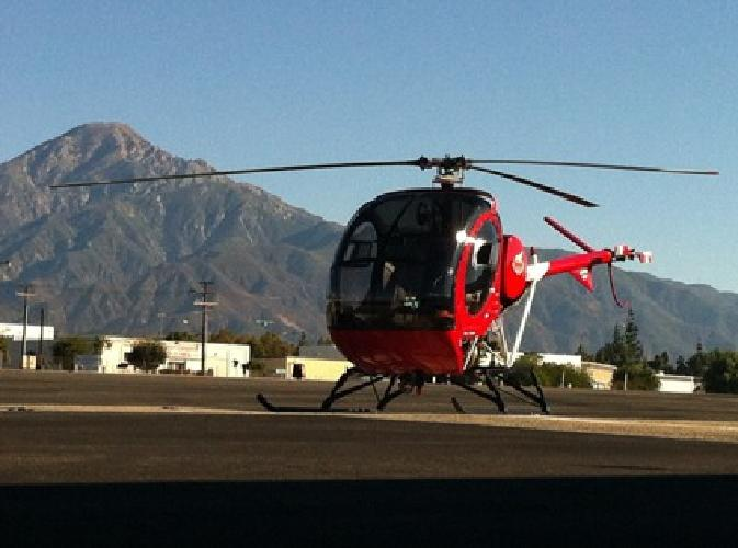 69,0001964 Hughes 269A Helicopter in Murrieta, California For Sale