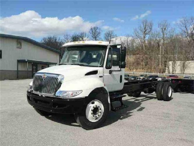 $69,995 2013 INTERNATIONAL 4300 Cab Chassis Truck