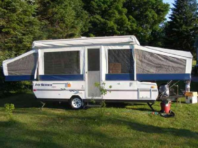 Wonderful Jayco Sportster Series 8 Pickup Bed Camper H  Hill City Pontoon