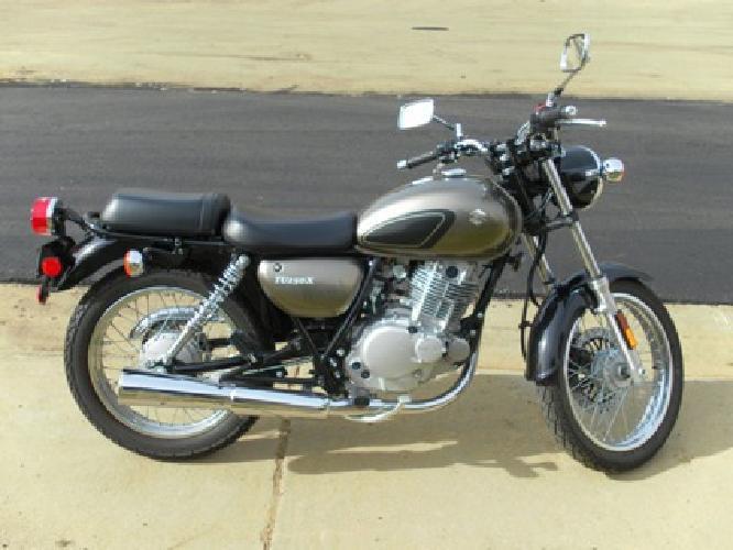 $6,000 2012 Suzuki TU250
