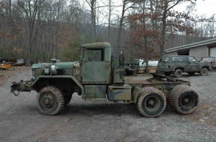 $6,000 Military 5 ton M818 with winch for sale in central Pa M35a2
