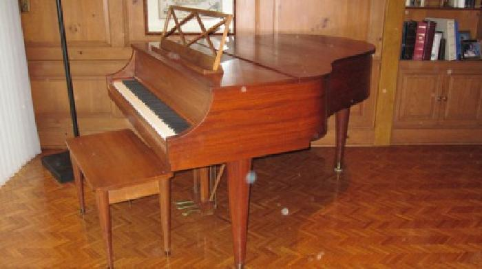 1960 Piano For Sale Baby Grand Piano For Sale