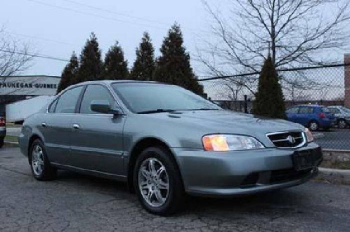 Acura 2000 on 6 299 2000 Acura Tl 3 2tl   Silver   Near Kenosha For Sale In Gurnee