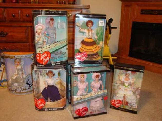 $6,400 Barbie Doll Collection (Carthage, Mo.)
