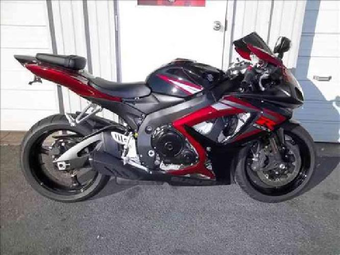 6 450 used 2006 suzuki gsxr 750 for sale for sale in rogers arkansas classified. Black Bedroom Furniture Sets. Home Design Ideas