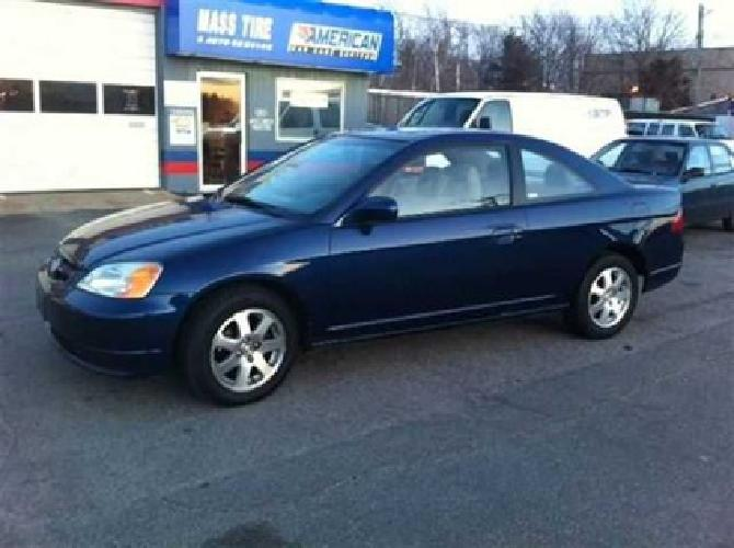 6 495 used 2003 honda civic 2dr cpe ex manual coupe 141 025 miles for sale in canton. Black Bedroom Furniture Sets. Home Design Ideas