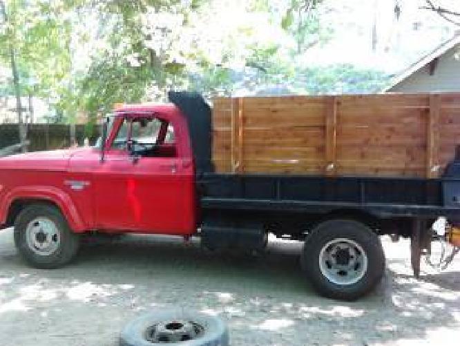 1968 dodge 1 ton dump truck pictures