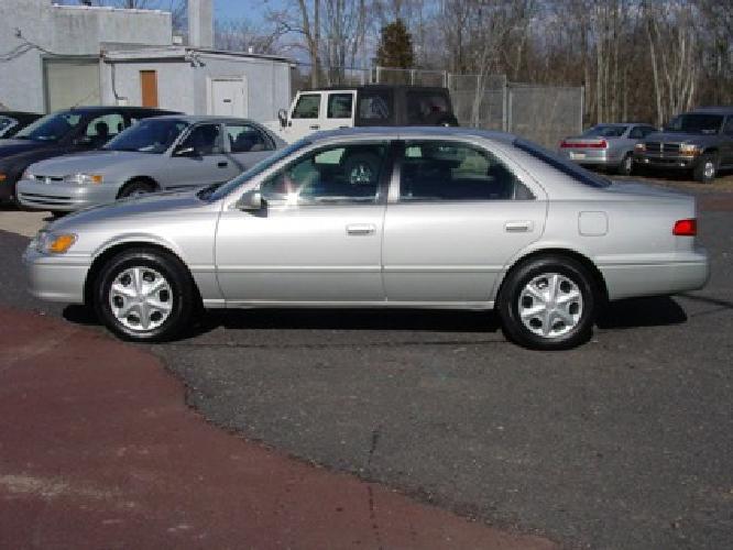 $6,500 2001 Toyota Camry CE Sedan