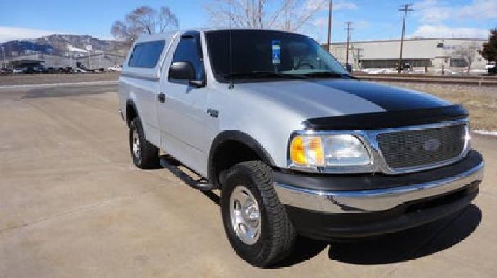 $6,500 Beautiful 2003 Ford F 150 4X4