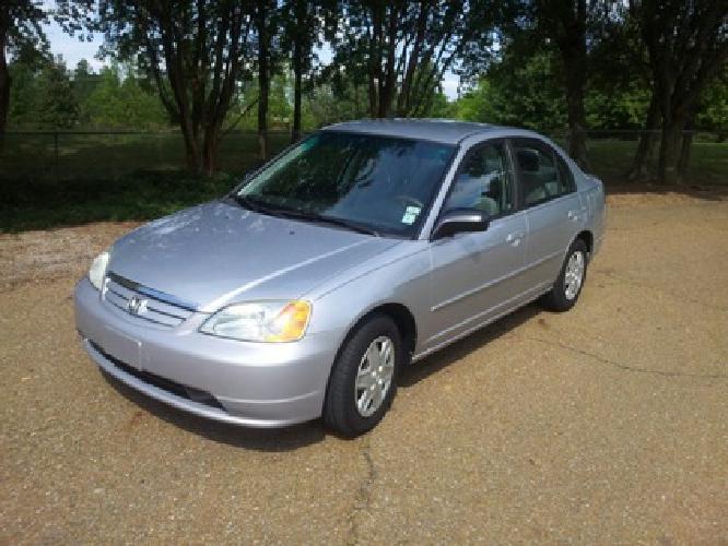 $6,500 OBO 2003 Honda Civic