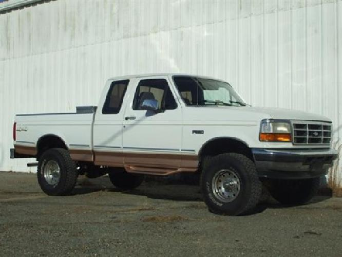 6 750 1995 ford f 150 supercab eddie bauer 4x4 for sale in richmond virginia classified. Black Bedroom Furniture Sets. Home Design Ideas