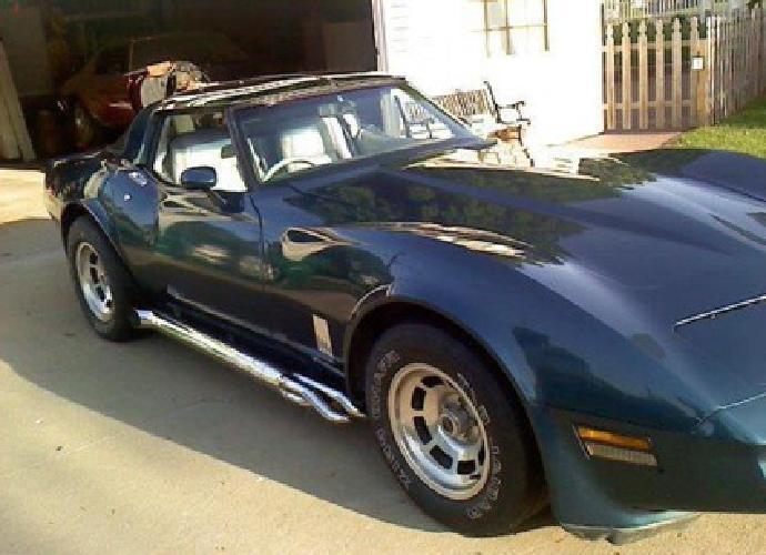 $6,800 1981 corvette