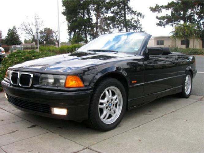 6 900 1999 bmw 323i convertible with manual transmission for sale in san francisco california. Black Bedroom Furniture Sets. Home Design Ideas