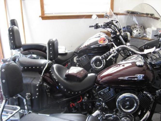 $6,900 OBO Yamaha V Star 1100 2006