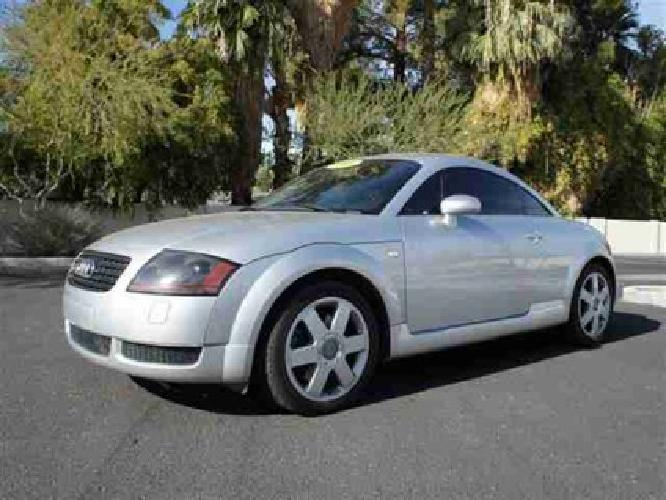 6 950 used 2000 audi tt for sale for sale in phoenix arizona classified. Black Bedroom Furniture Sets. Home Design Ideas
