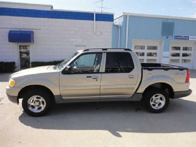 $6,988 Used 2003 Ford Explorer Sport Trac XLT 4x4 SUV, 147,175 miles