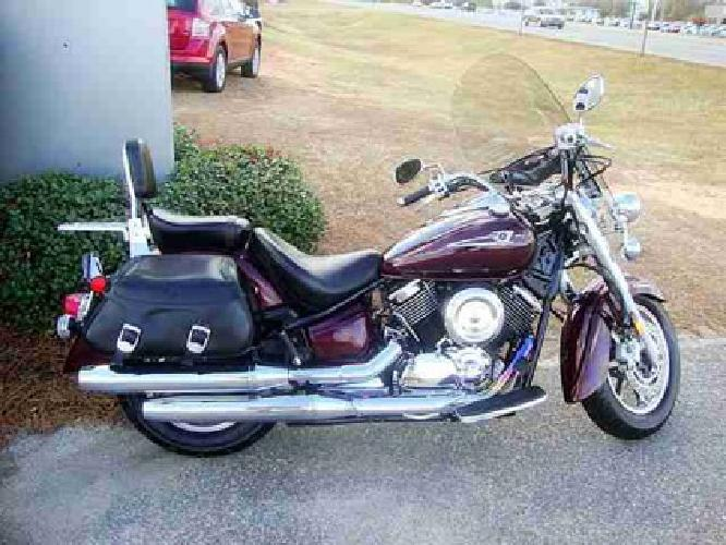 6 990 used 2007 yamaha v star 1100 for sale for sale in for Yamaha albany ga
