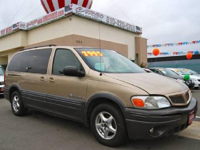 $6,999 2005 Pontiac Montana