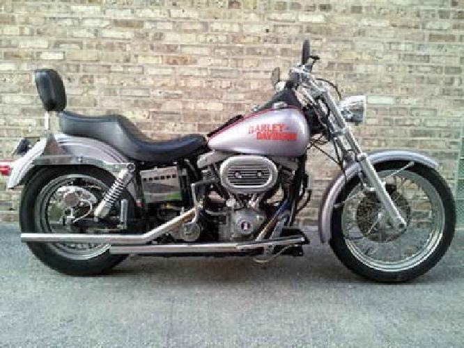 $6,999 Harley Davidson FXE 1200 Shovelhead Superglide