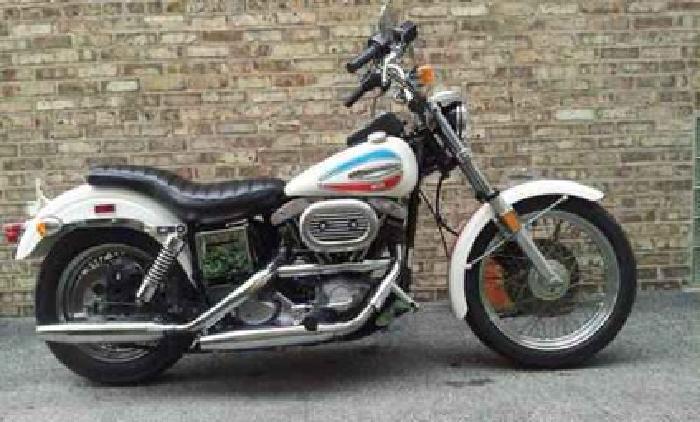 $6,999 Harley Davidson FXEF 80 Shovelhead 1340ccm for sale