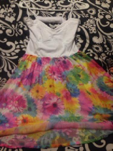 $6 Medium, aeropostale sun dress for juniors or women