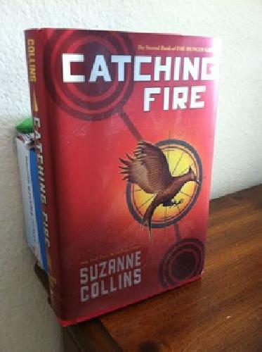 catching fire book