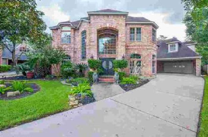 7003 Centre Grove Drive Houston Six BR, Incredible estate home