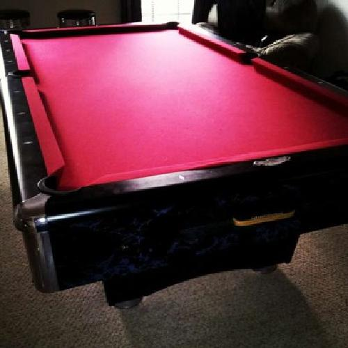 700 8 Foot Slate Pool Table Clear Lake For Sale In
