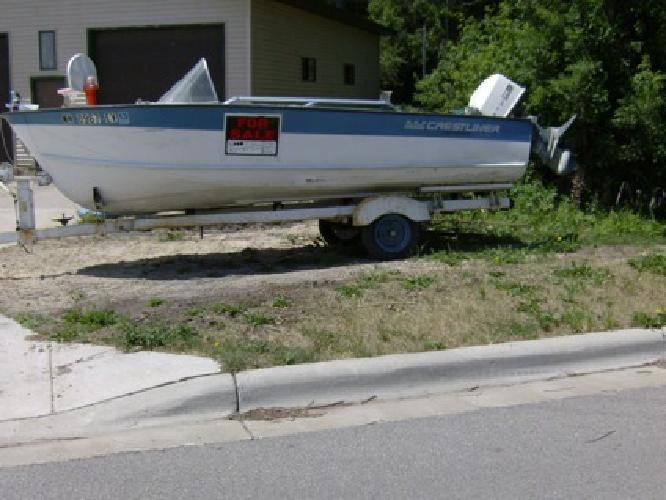 700 alum fishing boat under 1 000 for sale in winona for Fishing boats for sale mn