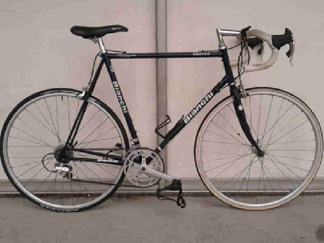 Bianchi Bikes Made In Italy Bianchi Trofeo Road Bike made