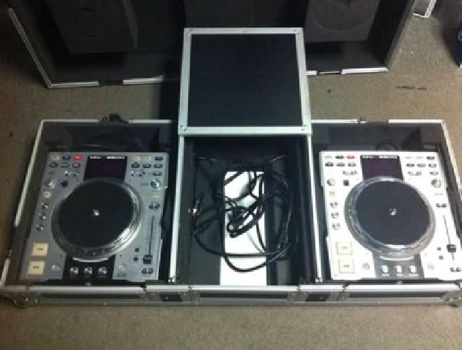 700 dj equipment for sale raleigh for sale in raleigh north carolina classified. Black Bedroom Furniture Sets. Home Design Ideas