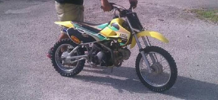 $700 Kawasaki 110CC Dirt Bike for sale in Fort Lauderdale ...