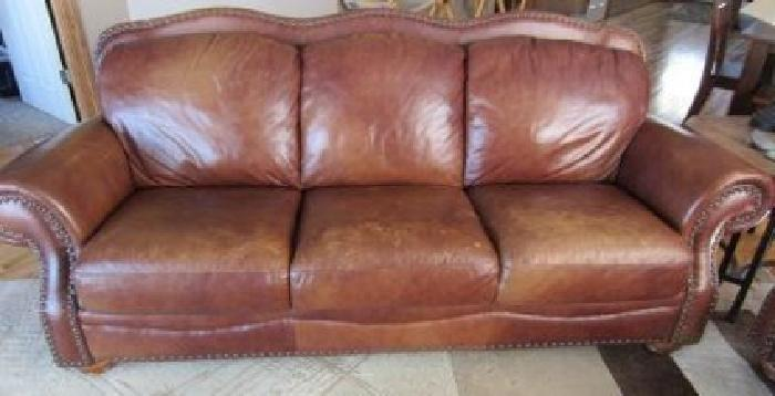 700 Leather Sofa And Loveseat