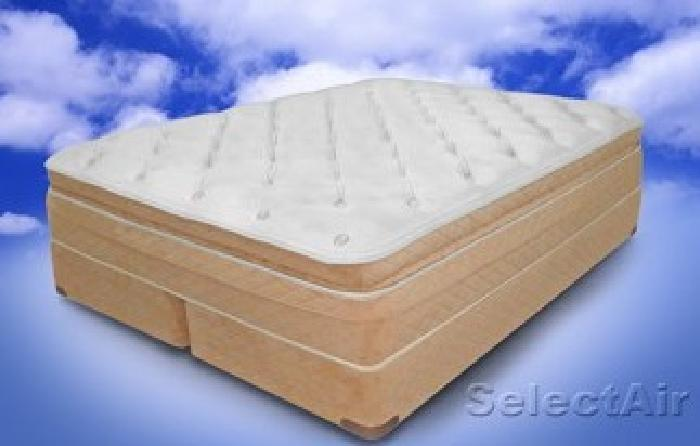 700 obo only 6 mos old paid 1800 king dual sleep number bed mattress for sale in austin. Black Bedroom Furniture Sets. Home Design Ideas