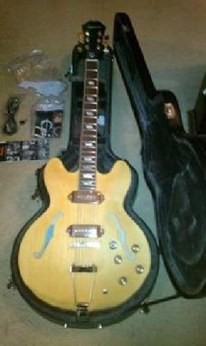 $700 PRICE DROP***2012 Gibson Epiphone Casino Inspired By John Lennon