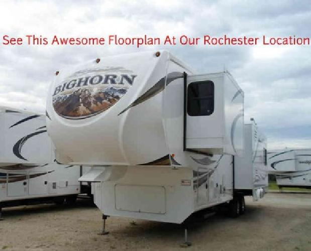 $70,420 Heartland Bighorn 3685RL